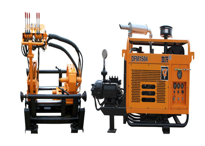 Small Crawler Horizontal Drilling Equipment DFM1504  / Underground Boring Equipment