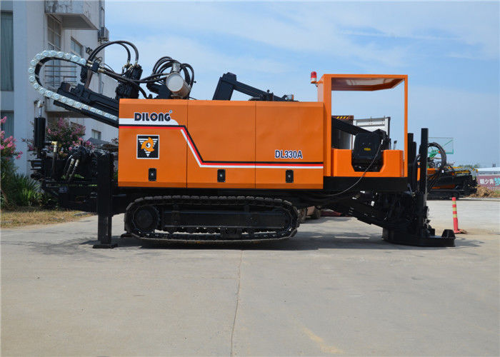 33T Trenchless Horizontal Directional Boring Machine / HDD Machine